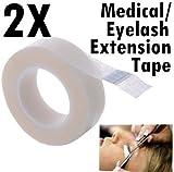 Flyyfree Wimpern Lash Extension Versorgung Micropore Papier medizinisches Klebeband Clipper Tool Aufkleber Augen Chirurgie Tool 2pcs