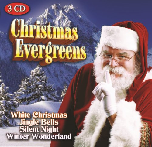 Christmas Evergreens - 3 CD - Weihnachts-cd Doris Day