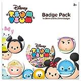 Pyramid International Disney Tsum Pile Up Badge, Multicolore, 10x 12.5x 1.3cm