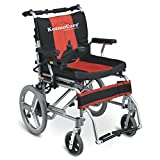 KosmoCare Automate Light Premium Imported Lightweight Foldable Power wheelchair - 23 kgs,( battery included )