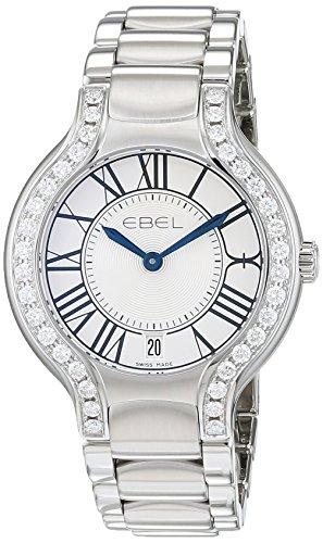 Ebel Damen-Armbanduhr 1216071
