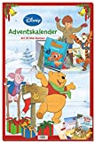Disney Minibuch-Adventskalender 2016: 24 tolle Minibücher zur Adventszeit (Disney Klassiker)