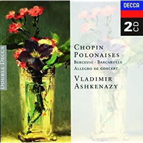 "Chopin: Polonaise No.6 in A Flat, Op.53 -""Heroic"""