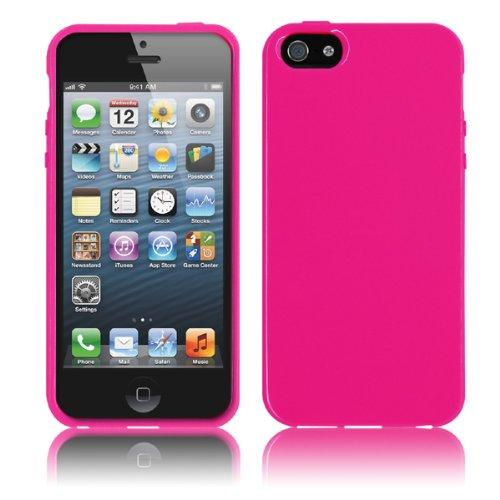 Custodia protettiva per Apple Iphone 5S/5–Slim Case in Matt von PrimaCase 03. Arancione iPhone 5S / 5 07.Rosa