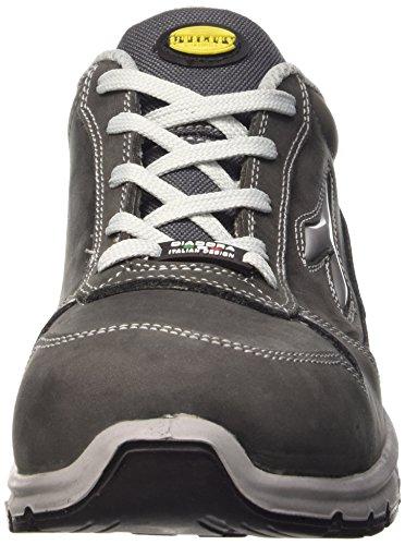 Diadora  Run Low S3 Src, Chaussures de sécurité mixte adulte Gris (Grigio Castello)