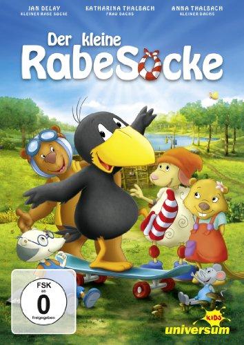 Der kleine Rabe Socke