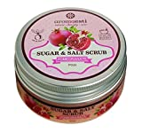 Aromaesti Salz & Zucker Peeling Granatapfel 200g