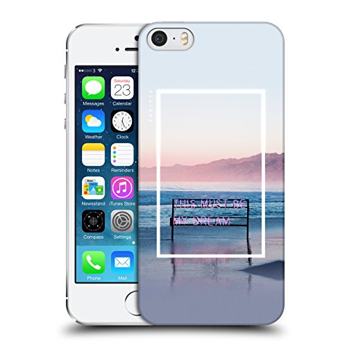 Offizielle The 1975 Loving Someone Lieder Ruckseite Hülle für Apple iPhone 5 / 5s / SE This Must Be My Dream