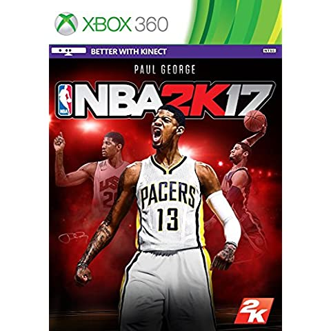 NBA 2K17 /Xbox 360 UK (Multilingue ITA)