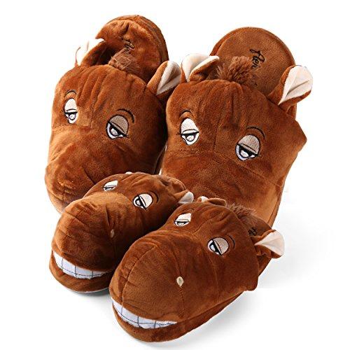 Aerusi, Pantofole donna Moose