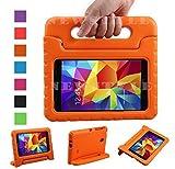 NewStyle Samsung Galaxy Tab 4 7.0 Étui léger pour Enfant Super Housse de...