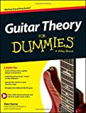 Guitar Theory For Dummies: Book + Online Video & Audio Instruction (For Dummies Series)