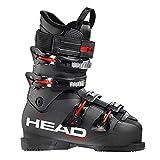 HEAD Next Edge XP Chaussures de Ski pour Femme, Homme, Noir (200), 24.5