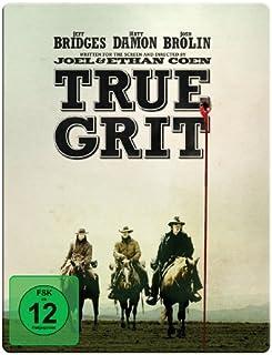 True Grit - Limited Steelbook [Blu-ray + DVD + Digital Copy]