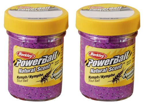 berkley-powerbait-pate-appat-pour-truite-nymph-glitter-twin-pack-50-g