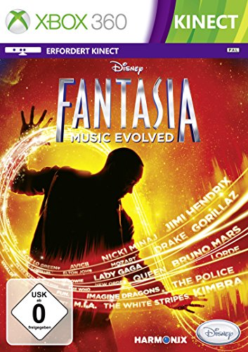 Fantasia Music Evolved (Disney) (Kinect)