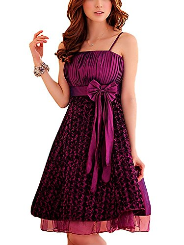 VIP Dress Robe de bal Violet