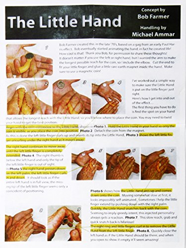 The-Little-Hand-Michael-Ammar-Magician-Magic-Trick-Zauberhand-Spielzeug