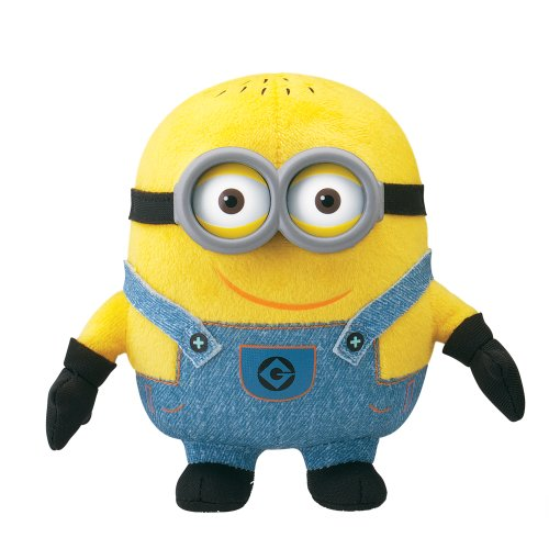 Minion Jerry Plush - Despicable Me 2 - 14cm 6''