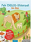 Mein Endlos-Stickerbuch Zoo