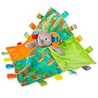Mary Meyer 40185 Taggies Little Leaf Elephant Character Blanket