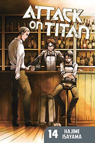 Attack On Titan 14 por Hajime Isayama