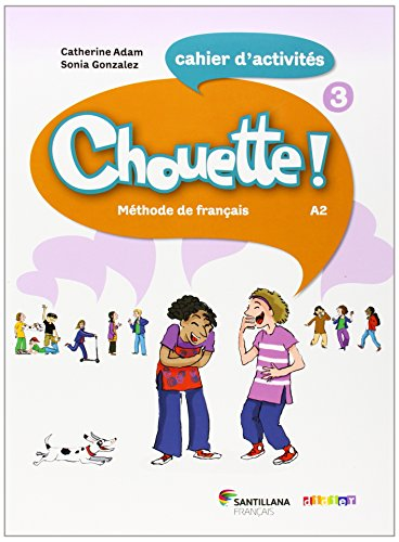 CHOUETTE 3 CAHIER D'EXERCICES - 9788496597778