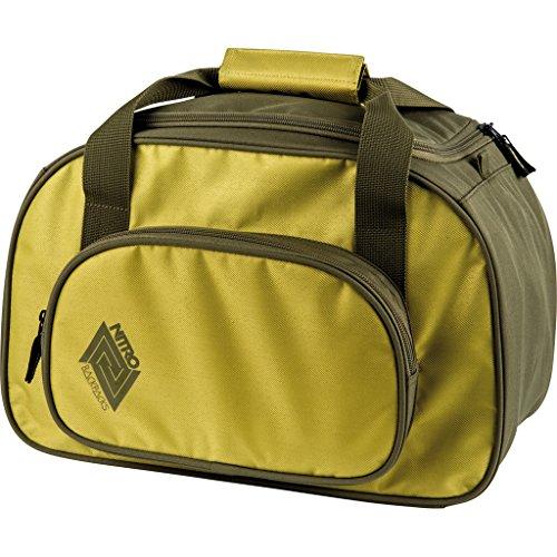 Nitro Duffle Bag Borsone, 40 cm, Golden Mud