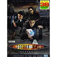 DOCTOR WHO ULTIMATE COLLECTOR'S EDITION SERIES 3 BBC 4 Disc Box Set