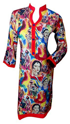 Ethnic Kurtis from the house of Khwahish stoppers stop