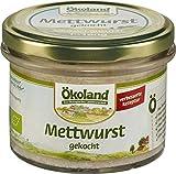 Ökoland Mettwurst (160 g) - Bio