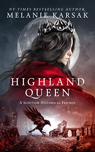 Highland Queen (The Celtic Blood Series Book 4) (English Edition)