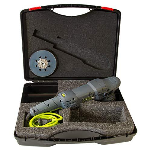 Blaucraft Poliermaschine Titan Dual Action TDA21-2 Exzenterpoliermaschine im Koffer
