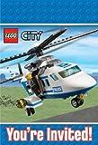 Amscan Lego Einladungskarten