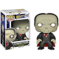 Funko Pop! Universal Monsters - Phantom of The Opera Action Figure by Funko