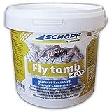 Schopf 302216 Fly tomb 4GR Insektizid Konzentrat gegen Fliegenlarven