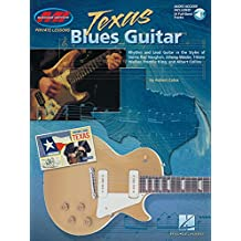 Texas Blues Guitar (Book & Cd Mipl (Calva)): Songbook, Grifftabelle für Gitarre