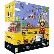 Super Mario Maker Wii U Premium Pack + Sw Pre-Installato [Bundle] [Importación Italiana]