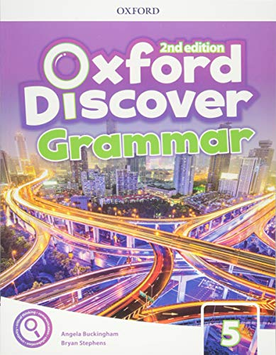 Oxford Discover: Level 5: Grammar Book