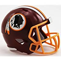 Riddell WASHINGTON REDSKINS NFL Speed POCKET PRO MICRO/POCKET-SIZE/MINI Football Helmet