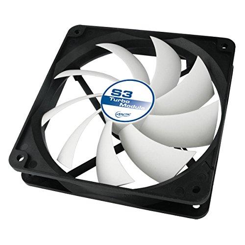 Arctic Cooling S3 Turbo Ventilateur de carte graphique Noir