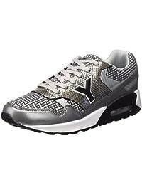 Yumas Spencer - Zapatos para Hombre, Color Gris, Talla 43