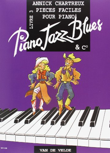Piano Jazz Blues 3