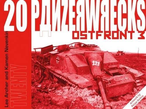 Panzerwrecks 20: Ostfront 3 por Lee Archer