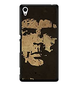 Famous Cuba Hero 2D Hard Polycarbonate Designer Back Case Cover for Sony Xperia Z4