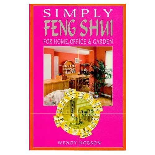 Simply Feng Shui by Wendy Hobson (1998-05-31)