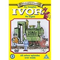 The Complete Ivor the Engine: All Colour Episodes Ever Made