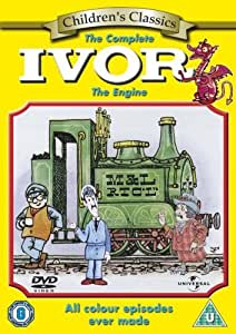 The Complete Ivor the Engine: All Colour Episodes Ever Made [DVD]