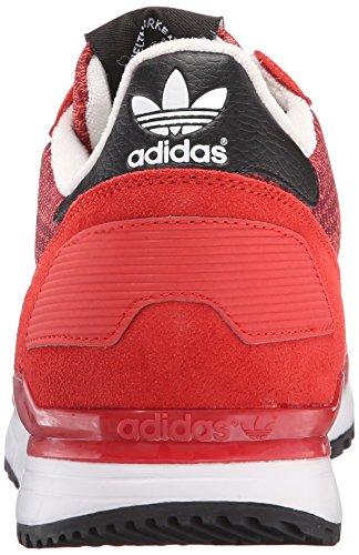 Adidas Originals Zx 700 Im Shoe Lusred-Black-White