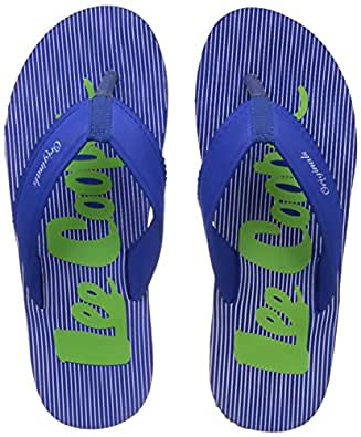 Lee Cooper Men's LC4575 Blue Flip-Flops and House Slippers - 10UK/India (44EU)